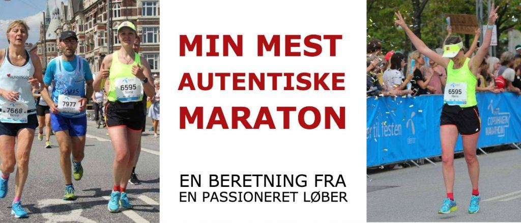 Maraton uden kulhydrater - Testimonial - min mest autentiske maraton! Nana Sefeld Dalby, MSc i Food Innovation and Health